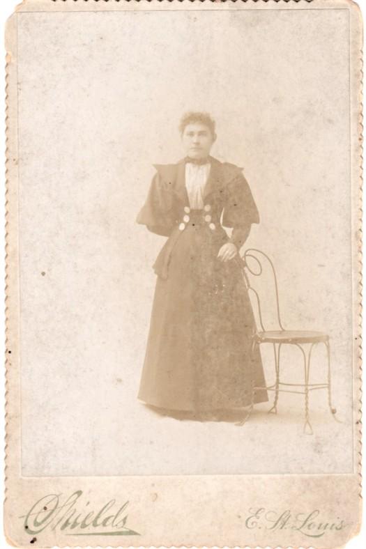 Anna Stewart, 1894