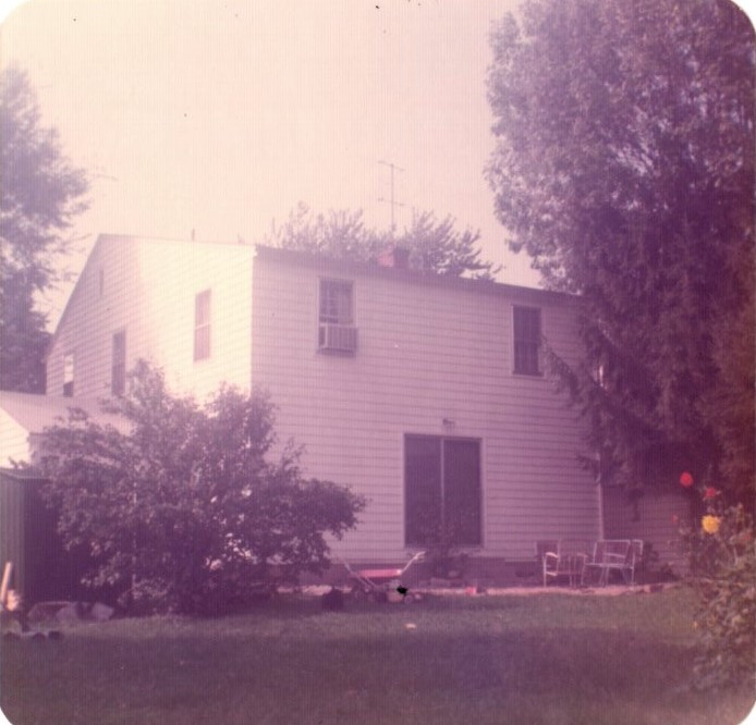 The House I Grew Up In on Shannon Ave Athens Oh